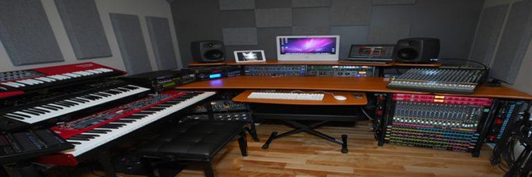 Stüdyo Akustik Ses Yalıtımı