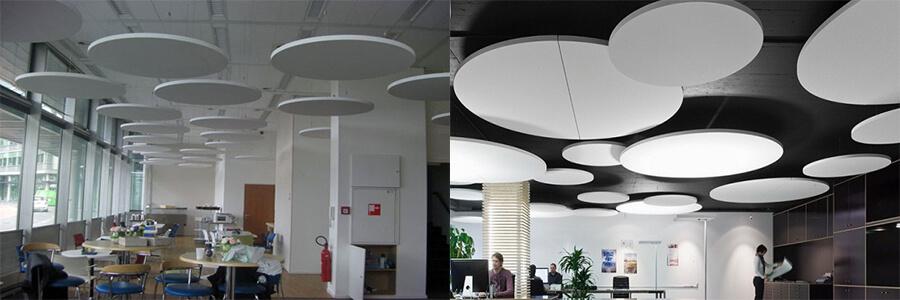 Basotect tavan sarkık panelleri