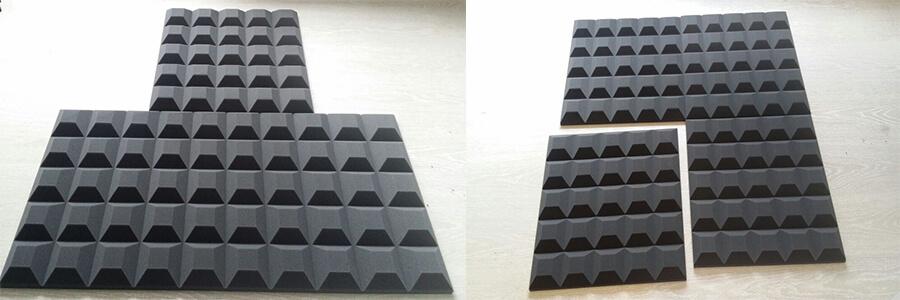 kesik piramit sünger