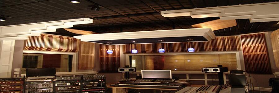 dekoratif akustik sünger